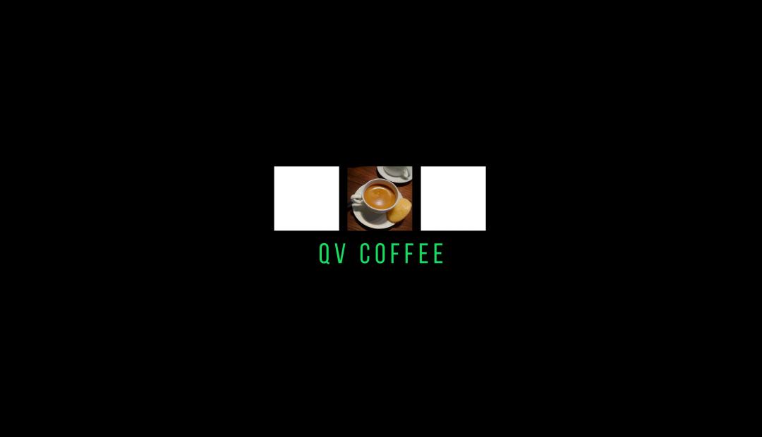 Tôi đến QV coffee 1 chiều mưa